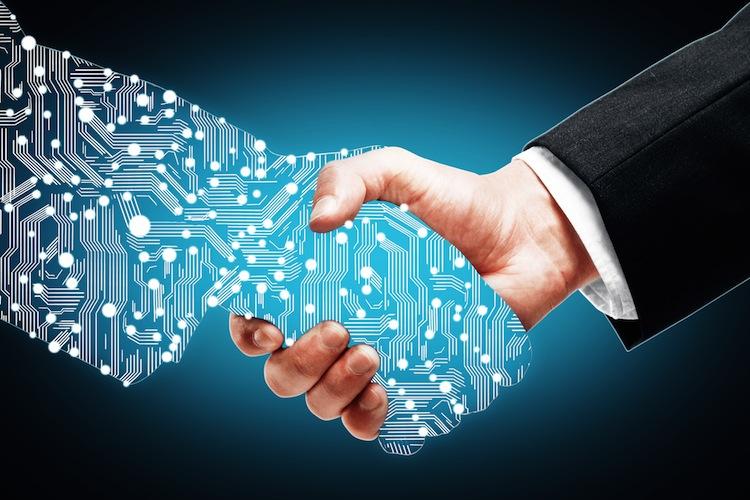 Industrie 4.0 - vom Webshop zur Herstellung