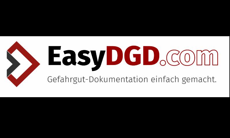 EasyDGD - Gefahrgut-Dokumentation einfach gemacht